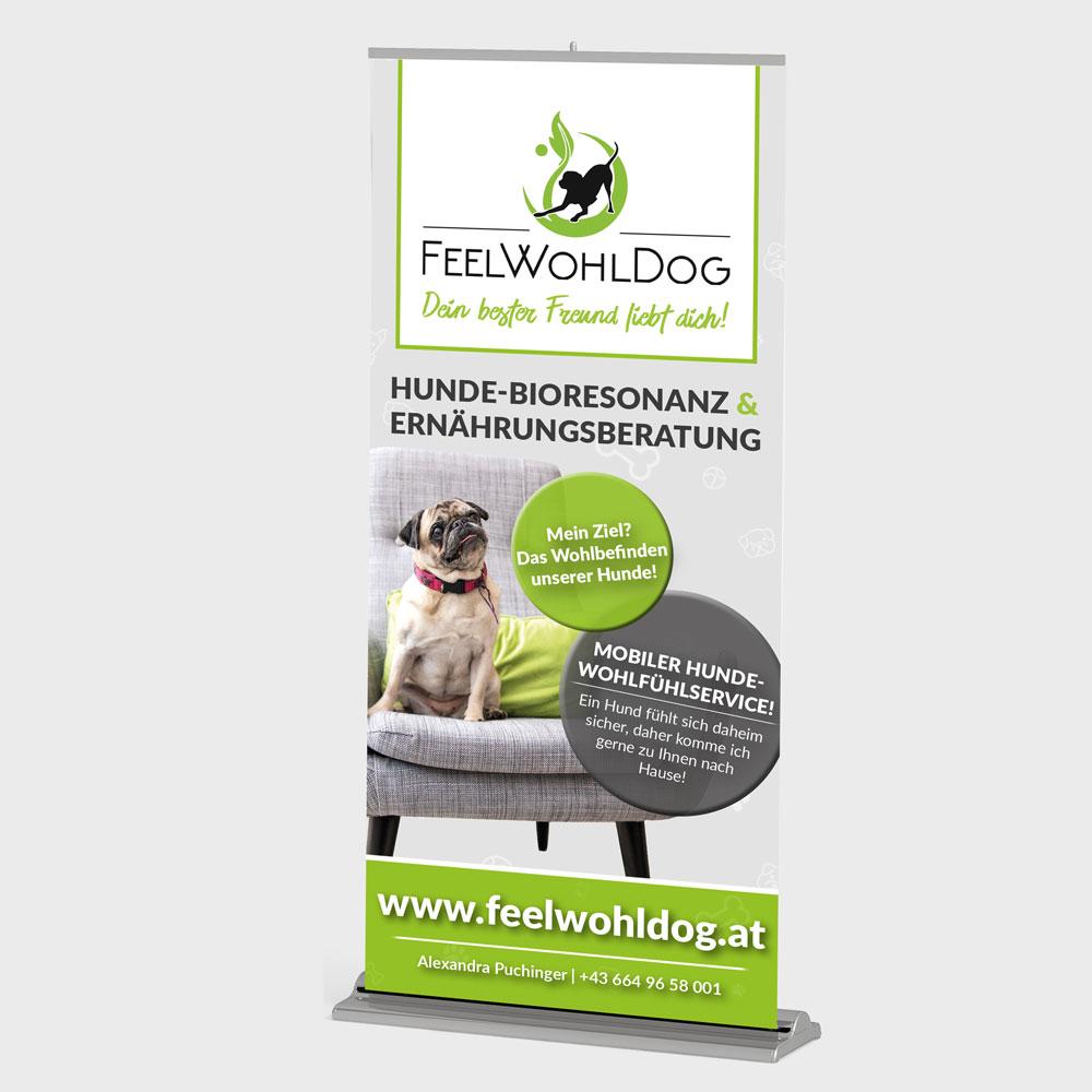 Rollup – Feelwohldog, Berndorf