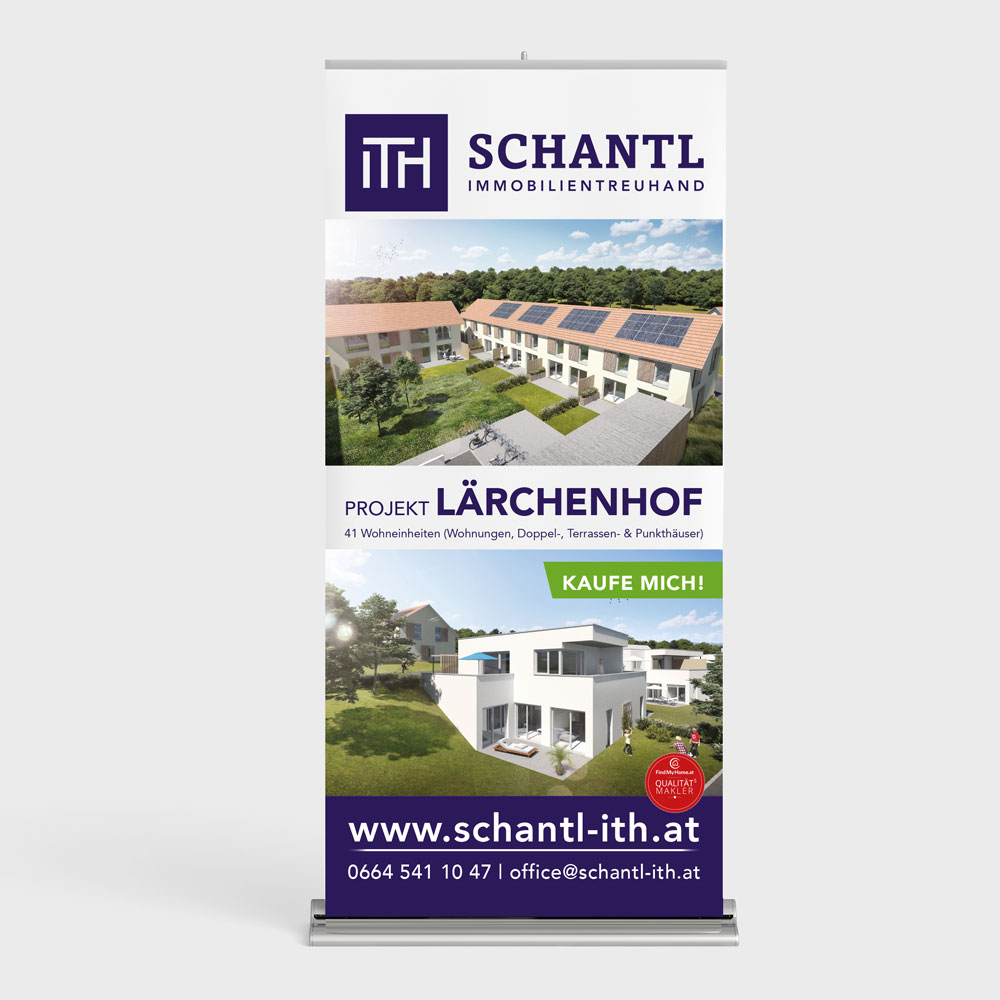 Rollup Lärchenhof – Schantl ITH, Graz