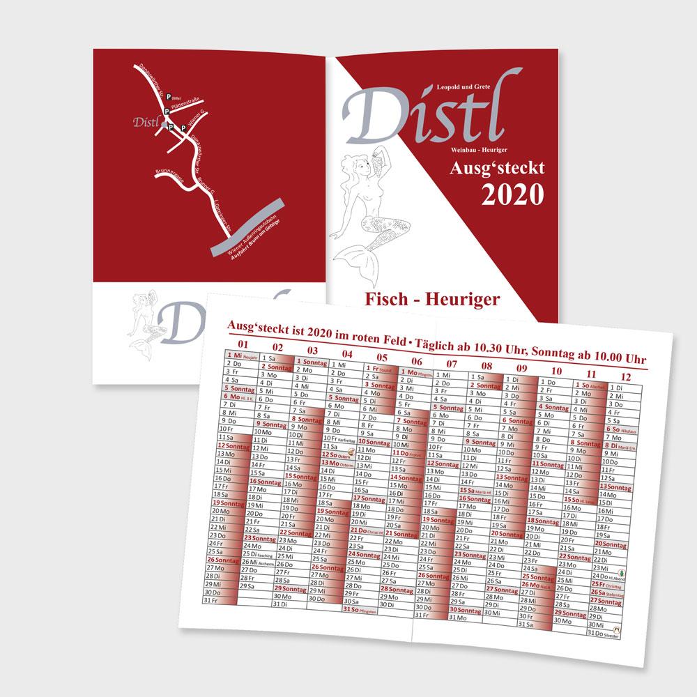 Aussteckkalender – Weinbau Distl, Perchtoldsdorf