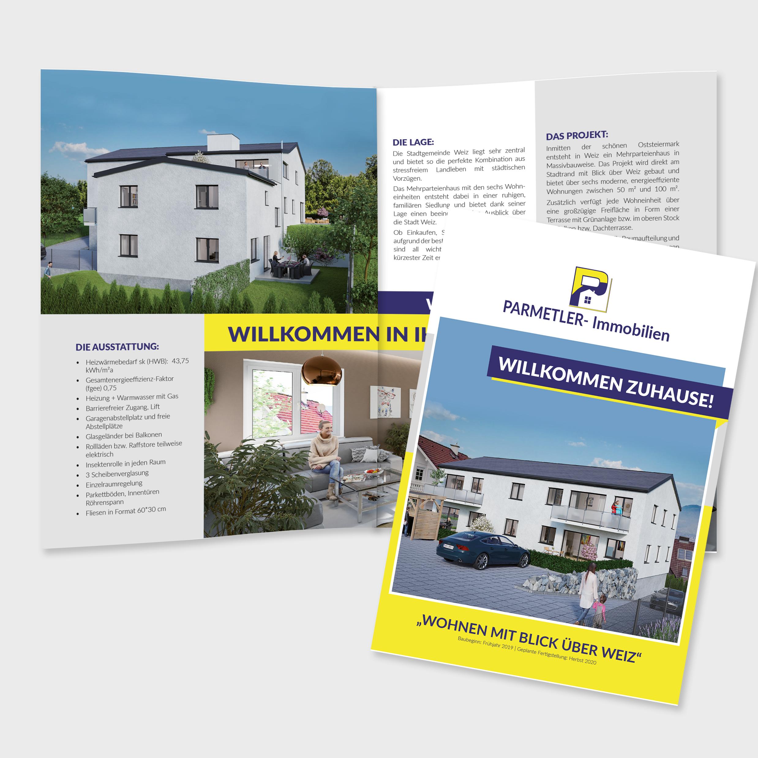 Folder Weiz – FE Projektentwicklung & Parmetler Immo, Graz