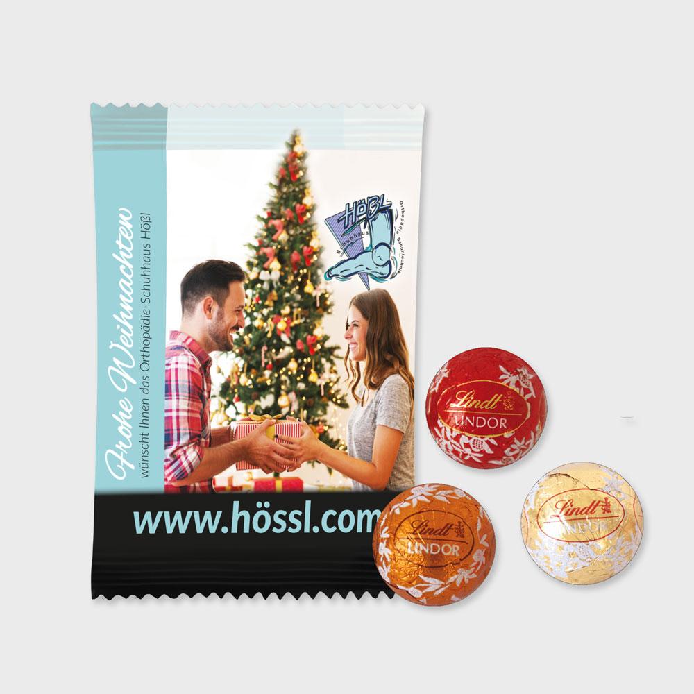 Lindt-Kugeln – Hoessl GmbH, Wr. Neustadt